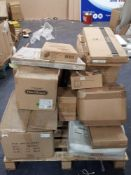 Pallet To Contain A Large Assortment Of Market Trading/Self Utilisation Stock To Include Shoe
