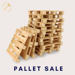 No Reserve - Pallet Clearance Sale! 19th October 2020