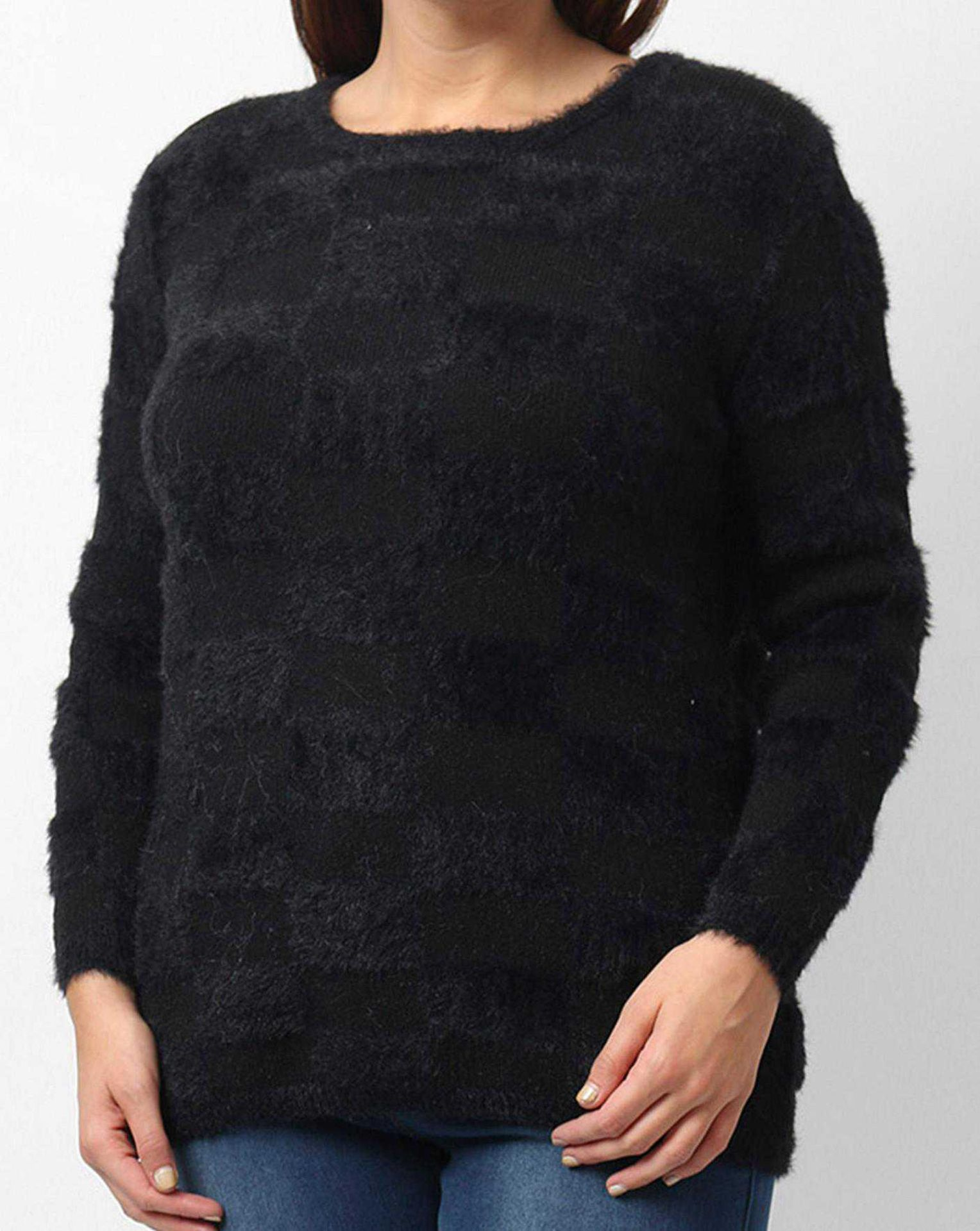 RRP £210 Lot To Contain 7 Brand New Tagged/Bagged Women'S Size 16/18 Koko Check Jumpers. Sourced - Image 2 of 2