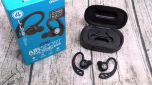 RRP £150 Boxed Jlab Epic Air Sport True Wireless Fitness Earbuds