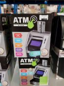8 X ATM TOUCH SCREEN BANK