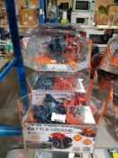 8 X HEXBUG BATTLE GROUND SPIDER