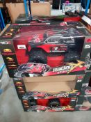 6 X RED5 RC RACING TRUCK