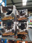 9 X RC WALL CLIMBING TARANTULA