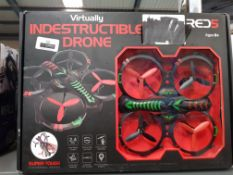 10 X RED5 VIRTUALLY INDESTRUCTIBLE DRONE