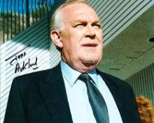 Signed Photo of Joss Acklund (AKA The Baddy in Lethal Weapon 2)