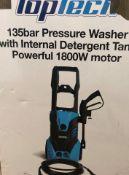 Brand New Boxed Powerwasher 1800W