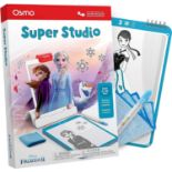 RRP £100 Lot To Contain 4 Boxed Osmo Super Studio Disney Frozen Ii Packs