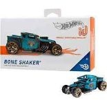 RRP £275 Lot To Contain 40 Boxed Brand New Hot Wheels Id Bone Shaker Smart Track Vehicles