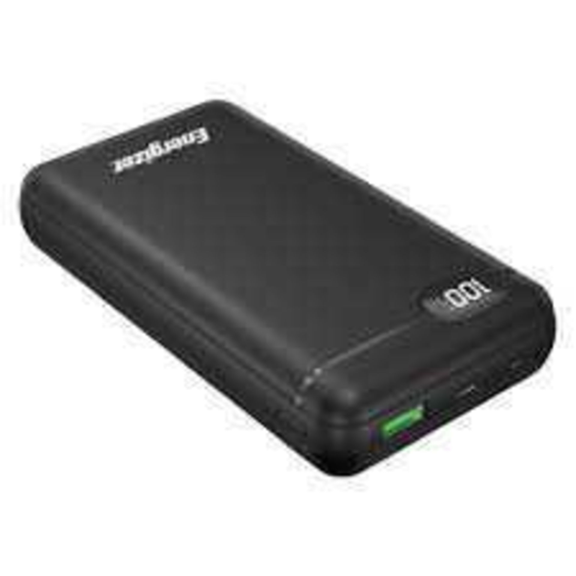 RRP £90 Lot To Contain 3 Boxed Energizer Usb - C Power Banks