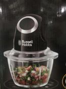 RRP £100 Lot To Contain 2 Boxed Assorted Kitchen Items To Include Braun Multiquick 3 Spice Blender