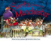 RRP £100 Box To Contain 20 Brand New Childhood Dreams Home Town World Santa Is Coming To Manchester