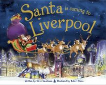 RRP £100 Box To Contain 20 Brand New Childhood Dreams Home Town World Santa Is Coming To Liverpool B
