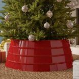 RRP £40 Metal Galvanized Artificial Tree Skirt