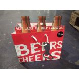 RRP £80 Box To Contain 80 Brand New Beer Bottle Bag Clip Strip'S