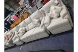 RRP 3950 Sourced From A High-End Furniture Store G Plan Hartford Three-Seater Sofa With Matching