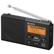 RRP 90 Boxed Sony Xdr-P1Dbp Digital Radio Dab Fm (00760594) (Appraisals Available Upon Request) (