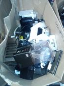 Pallet To Contain A Large Assortment Of Unboxed Electrical Items To Include Delonghi Coffee Machines