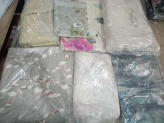 Pallet To Contain A Large Assortment Of John Lewis Fabric Material Samples, And Assorted Blinds