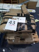 Pallet To Contain 8 Assorted Boxed Flat Pack Furniture Part Lots