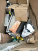 Pallet To Contain A Large Assortment Of Items To Include John Lewis Tower Fans, Nintendo Wii Fit,