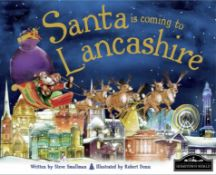 RRP £100 Box To Contain 20 Brand New Childhood Dreams Home Town World Santa Is Coming To