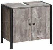 RRP £90 Boxed Blake 60X55Cm Free Standing Cabinet (19984) (Appraisals Available On Request) (