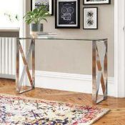 RRP £180 Boxed Metro Lane Estabrook Coffee Table (20137) (Appraisals Available On Request) (Pictures