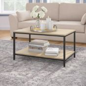 RRP £120 Boxed 17 Stories Willandra Coffee Table (17815) (Appraisals Available On Request) (Pictures