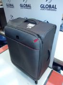 RRP £60 Qubed Colinear 77Cm 4-Wheeled Luggage Case