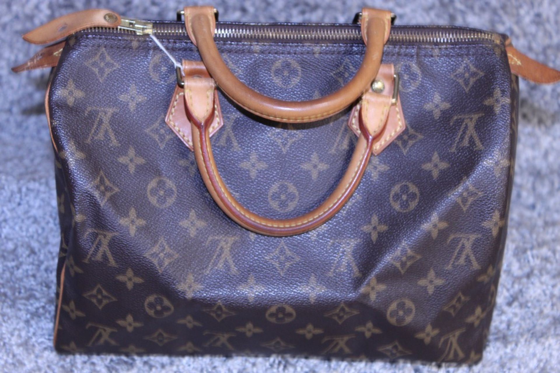 RRP £1,100.00 Made From Classic Monogram Canvas, The Speedy 35 Is A Stylish Handbag For Both - Image 2 of 6