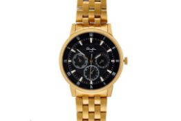 RRP £249 Boxed Ellington Men'S Solid Stainless Steel, Japanese Quartz Movement, Mineral Glass, Water