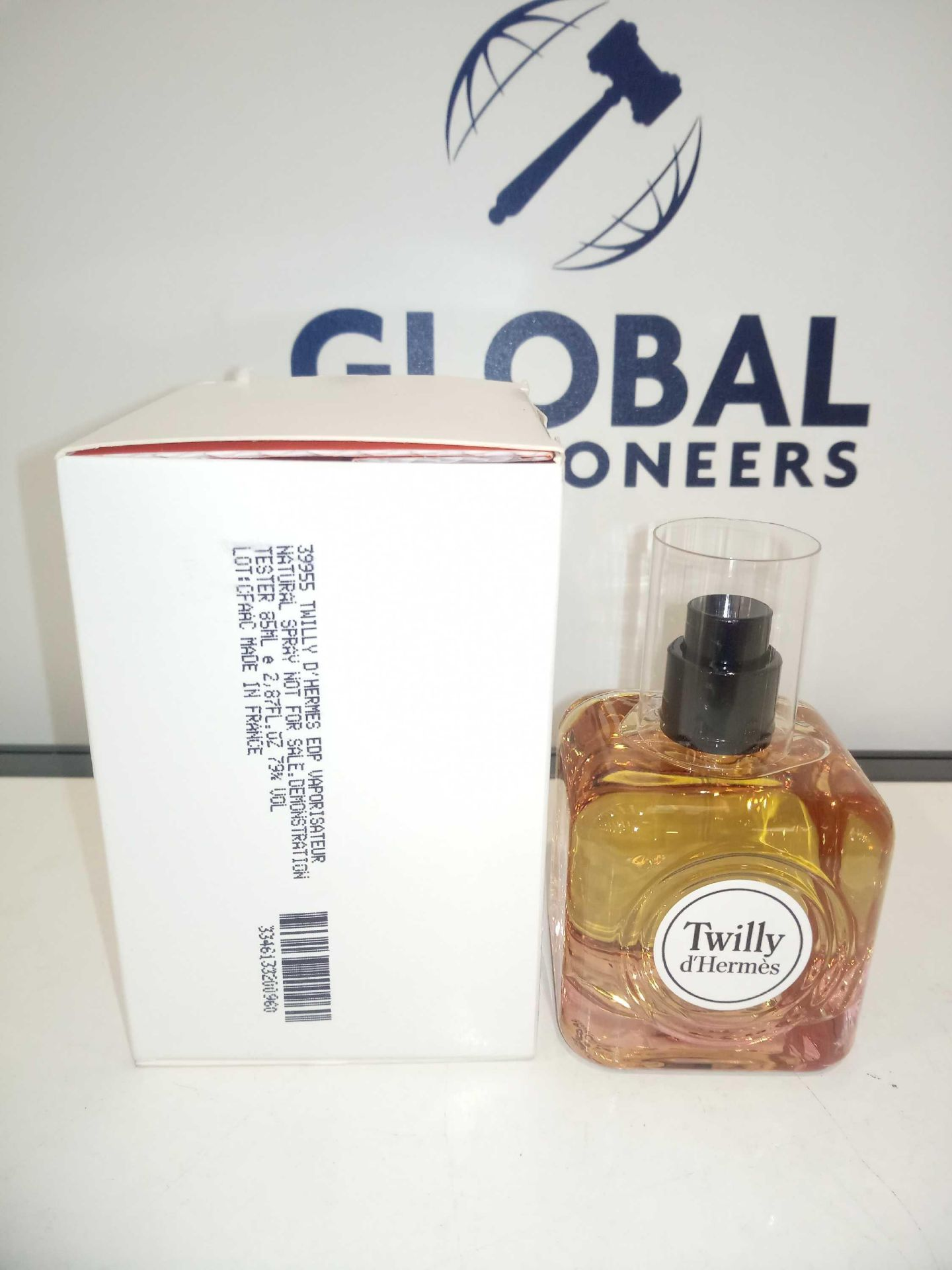 RRP £100 Boxed Brand New Full Tester Bottle Of Twilly D'Hermes 85Ml Eau De Parfum