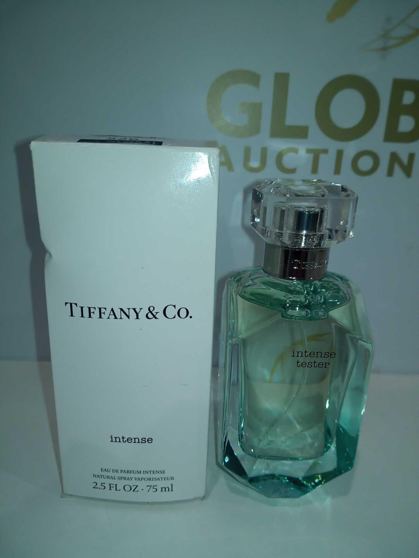 RRP £110 Boxed Brand New Full Tester Bottle Of Tiffany And Co Intense 75Ml Eau De Parfum