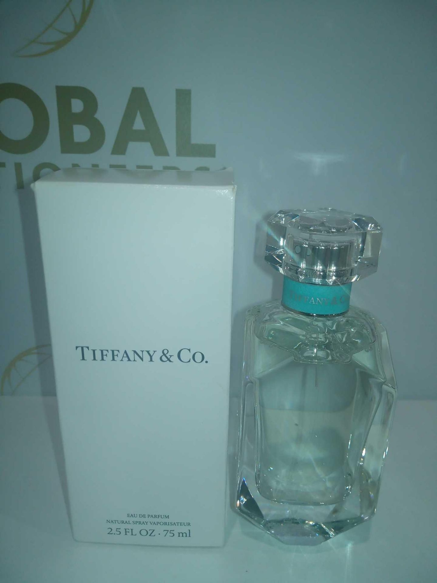 RRP £100 Boxed Brand New Full Tester Bottle Of Tiffany And Co 75Ml Eau De Parfum