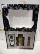 RRP £75 Boxed Uomo Salvadore Ferragamo 3 Piece Edt Gift Set