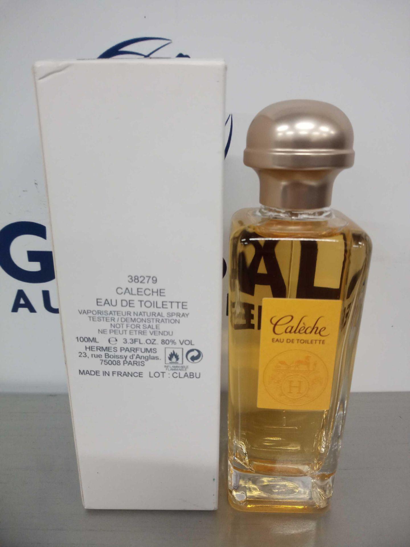 RRP £115 Boxed Brand New Full Tester Bottle Of Hermes Caleche 100Ml Eau De Toilette