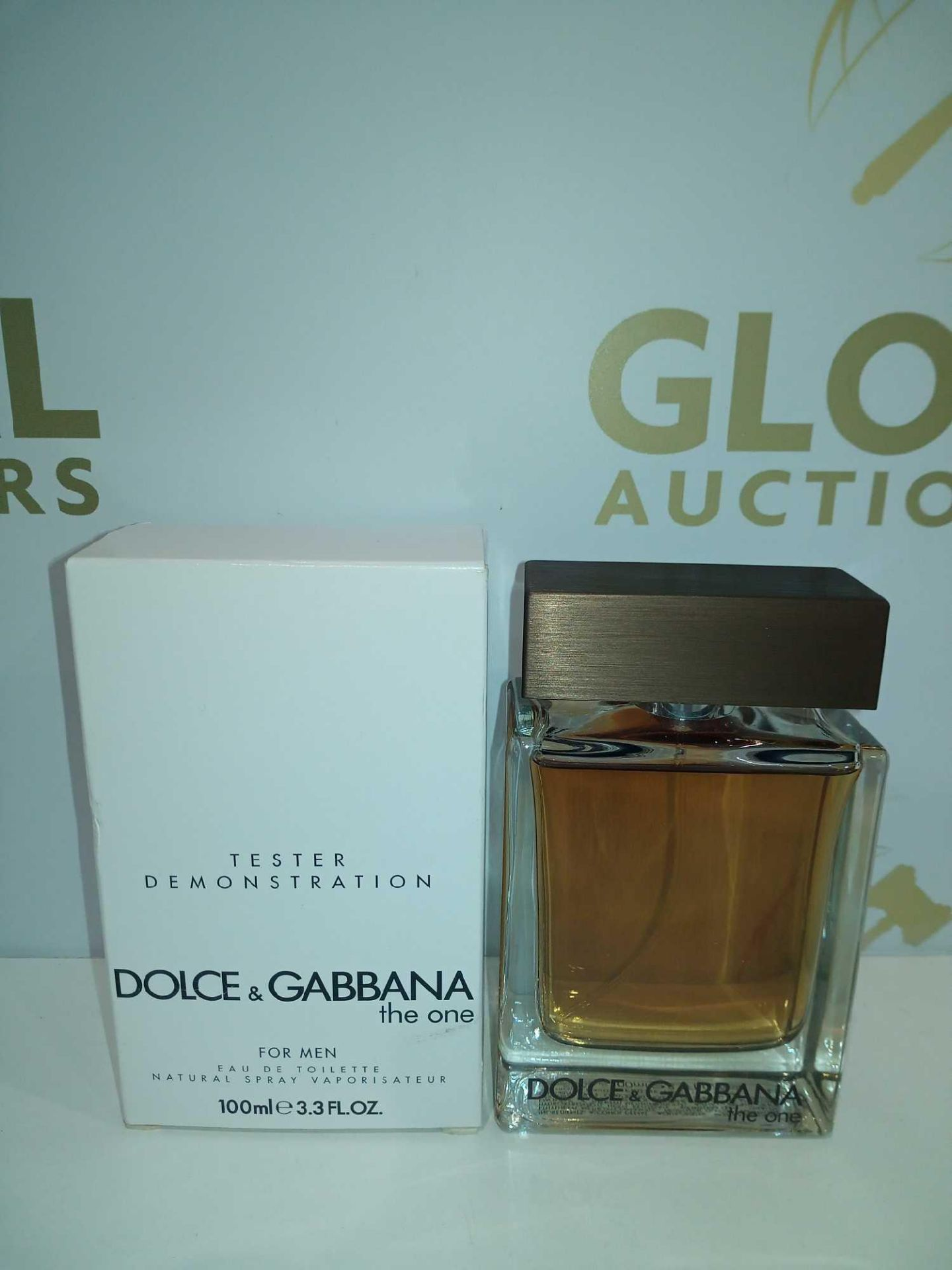 RRP £80 Boxed Brand New Full Tester Bottle Of Dolce And Gabbana The One 100Ml Eau De Toilette