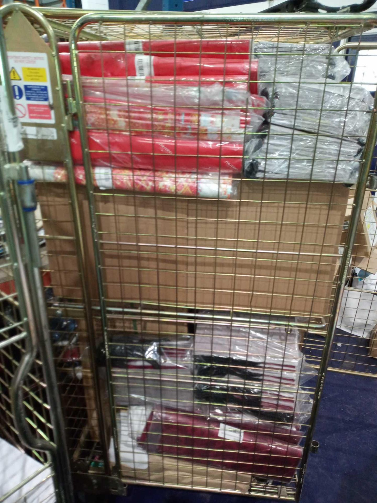 Pallet To Contain A Large Assortment Of John Lewis Blinds And Curtains To Include Grey Curtains, - Image 5 of 5
