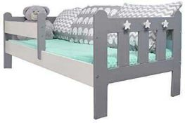 RRP £100 Boxed Stanley Stars Toddler Bed