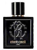 RRP £40 Each Brand New Boxed Full 100Ml Tester Bottle Of Roberto Cavalli Uomo Edt Spray