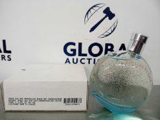 RRP £100 Boxed Brand New Full Tester Bottle Of Hermes 100Ml Eau Des Marveilles Bleue Eau De Toilette