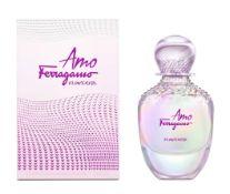 RRP £50 Boxed Bottle Of Salvatore Ferragamo 100Ml Flowerful Parfum
