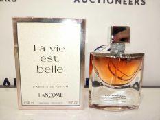 RRP £80 Boxed Brand New Full Tester Bottle Of Lancome Paris La Vie Est Belle 40Ml Eau De Parfum