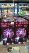 10 X RED5 PLASMA BALL 6""