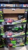 9 X RED5 RC RACING TRUCK