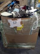 Pallet To Contain A Large Assortment Of Mixed Unboxed Electricals (See Description)