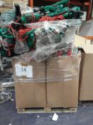 Pallet To Contain A Large Assortment Of Unboxed Ferrex Grass/Hedge Trimmers