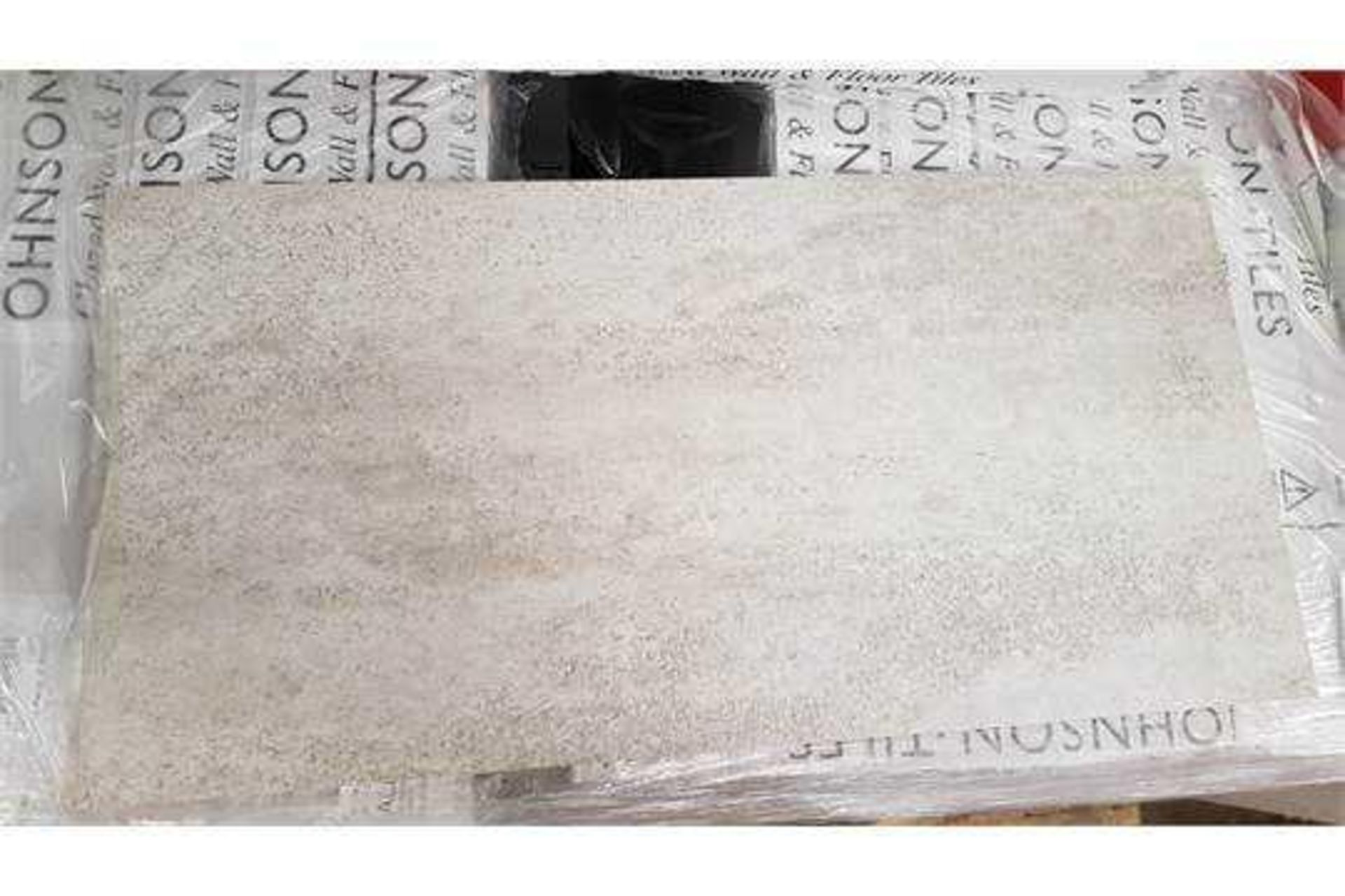 RRP £1400 Pallet To Contain 40 Brand New Packs Of 5 Johnson's Alr03A Crafted Grey Textured Tiles ( - Image 2 of 2