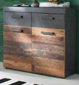 RRP £170 Boxed Hallway Chest Of Drawers Indy